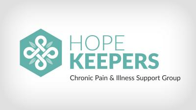 HopeKeepers Chronic Pain and Illness Support Group