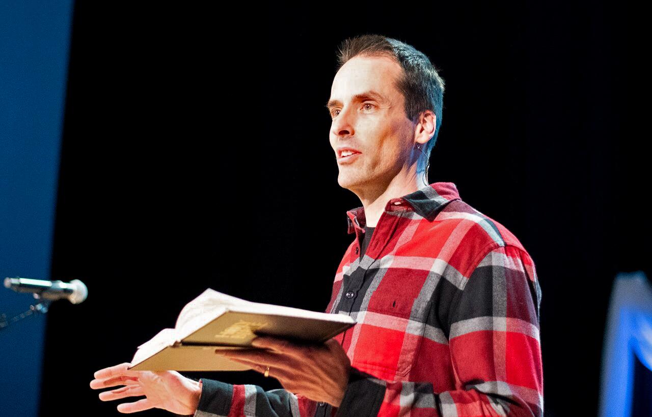 Mike VanRees Preaching